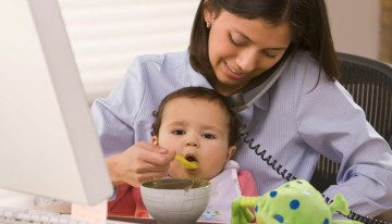 Ser Madre en el ámbito laboral del Siglo XXI