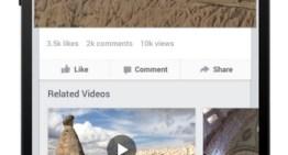 Facebook actualiza su algoritmo del feed de noticias para mostrar más videos relevantes para el usuario