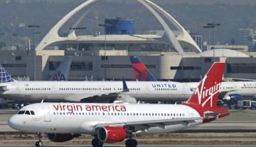 Virgin America ofrecera Wi-Fi de alta velocidad para visualizar contenidos streaming en sus vuelos