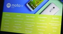 Moto X, el nuevo equipo con sensor de 21 MP