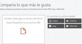 Docs.com ya está disponible para todo el mundo