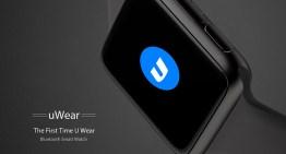 uWear, un impresionante SmartWatch de precio accesible