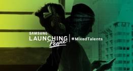 Launching People de Samsung reúne mentes creativas que desean hacer la diferencia