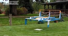 Surgen las primeras imágenes de Amazon Prime Air, el dron especializado en entregar productos