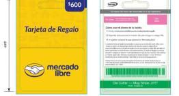 MercadoLibre presenta Tarjeta de Regalo