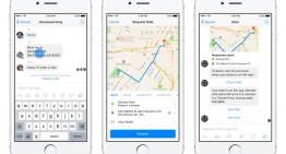 Facebook permitirá que pidas un Uber desde Messenger
