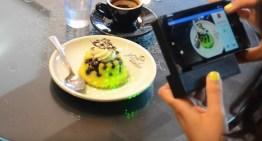 NutriRay3D, proyecto en Indigogo de un accesorio para obtener información nutricional de tus comidas