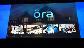 Panasonic presenta ÔRA, una plataforma para controlar de forma remota un Hogar Inteligente #CES2016