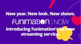 FunimationNow, nuevo servicio de streaming especializado en Anime #CES2016