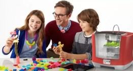 Thingmaker, la impresora 3D de Mattel para crear tus propios juguetes