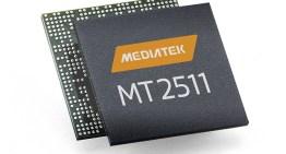 MediaTek amplía su portafolio de wearables con el MT2511 para dispositivos de salud y fitness