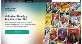 Comixology Unlimited, en nuevo servicio de suscripción para ver todos los cómics que quieras