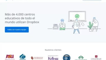 Dropbox Education, la nueva solución de Dropbox para instituciones educativas