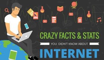 Infografía: Cosas curiosas que pasan durante 1 segundo en Internet