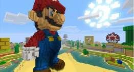 El paquete de Super Mario llega a Minecraft