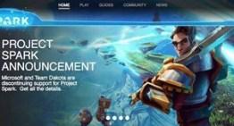 Microsoft confirma el cierre de Project Spark