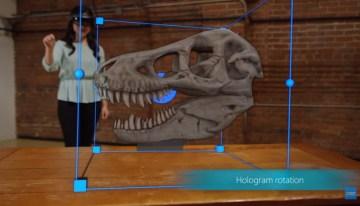 Microsoft HoloLens ahora cuenta con Multitarea, comandos de voz y otras novedades