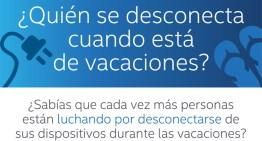 Desintoxicación Digital: desconectarse en las vacaciones de verano #unplugging