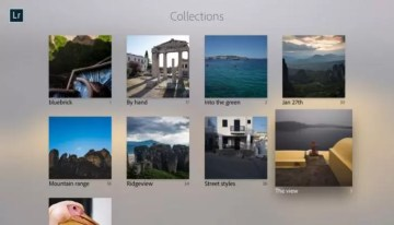 Adobe anuncia Lightroom para Apple TV