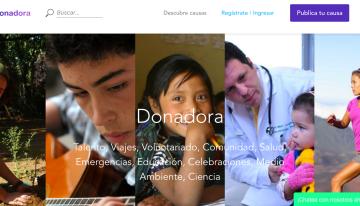 Donadora: La plataforma que busca salvar vidas