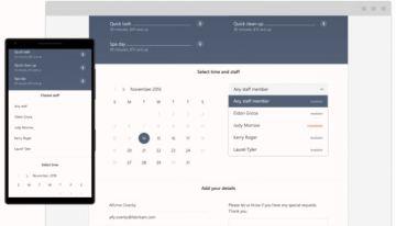 Bookings, el nuevo servicio de Microsoft para realizar reservas o citas online en las empresas