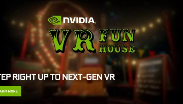 VR Funhouse, el primer juego de NVIDIA llega a Steam de forma gratuita