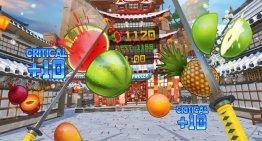 El tradicional juego Fruit Ninja estrena versión en Realidad Virtual