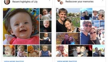Google Fotos alteró las opciones para crear copias de seguridad