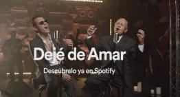 Spotify estrena la función de video en Latinoamérica, en colaboración con Marc Anthony y Magnus Media