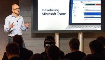 Microsoft presenta Microsoft Teams