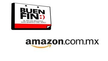 No te pierdas los descuentos de El Buen Fin en Amazon .com.mx