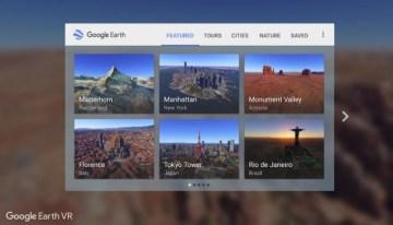 Google Earth VR, nueva herramienta de Google para volar por el mundo en Realidad Virtual