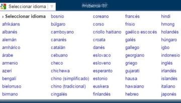 WordPress hace accesible el widger de traducción de Google para todos los usuarios