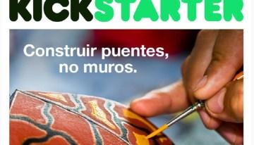 Lanzamiento oficial Kickstarter México