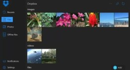 Dropbox estrena aplicación para Xbox One
