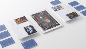 Project Field, la nueva apuesta de Sony para evolucionar los tradicionales juegos de cartas