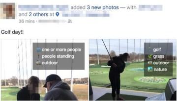 Extensión para Chrome muestra las etiquetas que Facebook aplica a las fotos