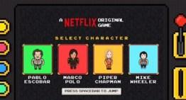 Netflix ahora cuenta con un juego en línea que incluye sus principales personajes