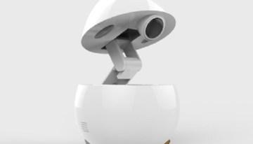 #CES2017 Panasonic presenta el concepto de un robot asistente personal