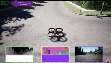 AirSim, simulador código abierto creado por Microsoft para entrenar drones