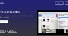 Playmoss, plataforma en español para generar listas de reproducción a partir de enlaces de YouTube, Vimeo y otros servicios