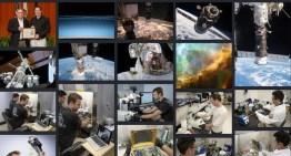 La NASA hace pública una amplia colección de videos, sonidos e imágenes en alta resolución