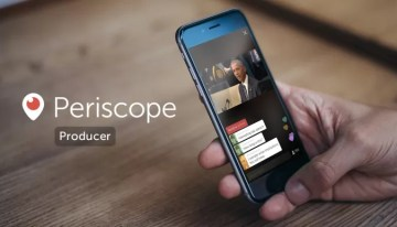 Llegó Periscope Producer API