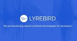 lyrebird, plataforma de inteligencia artificla que promete imitar la voz de cualquier persona