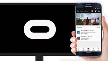 Oculus agrega soporte para transmitir desde la Gear VR a la TV vía Chromecast