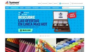 Lumen presenta su tienda online buscando posicionarse en el Ecommerce en México
