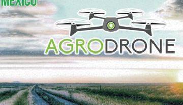 Fumigación aérea con drones, al rescate del sector agrícola