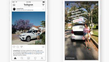 Instagram agrega opción para compartir las grabaciones de los videos en directo