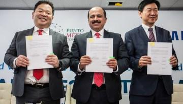 Samsung México y la SCT colaboran en Puntos México Conectado