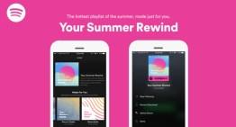 Con la llegada del verano, Spotify ofrece un playlist con éxitos de años anteriores